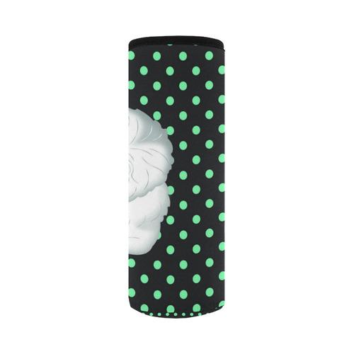 rumor spots Neoprene Water Bottle Pouch/Large