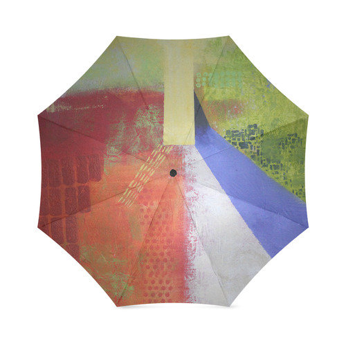 Sunday Sunrise Foldable Umbrella (Model U01)