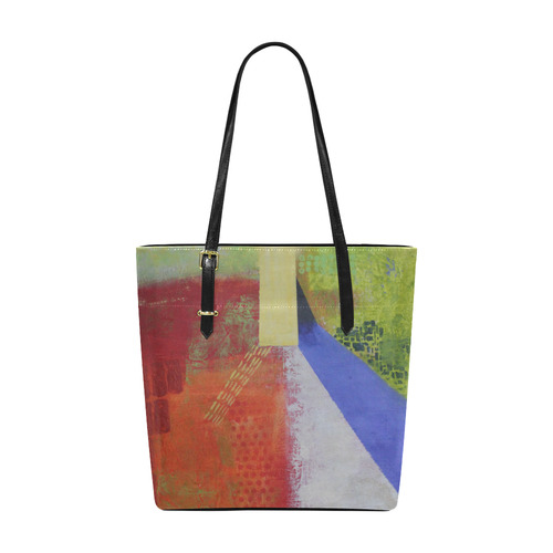 Sunday Sunrise Euramerican Tote Bag/Small (Model 1655)