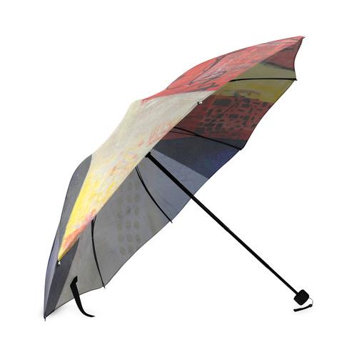 Overflowing Foldable Umbrella (Model U01)
