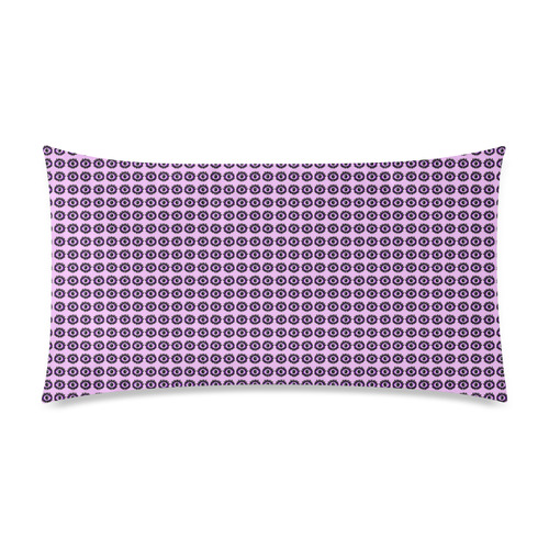 "BOSS EYED Rectangle Pillow Case 20""x36""(Twin Sides)"