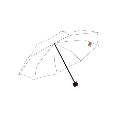 Las Vegas Icons - Gamblers Delight Private Brand Tag on Umbrella Ribs (3cm X 4cm)