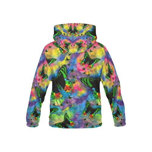 Madagascar Magic Kid's Hoodie All Over Print Hoodie for Kid (USA Size) (Model H13)