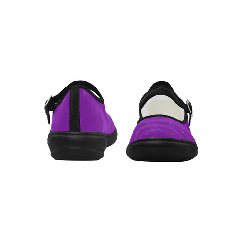 ALIEN SNOT Mila Satin Women's Mary Jane Shoes (Model 4808)