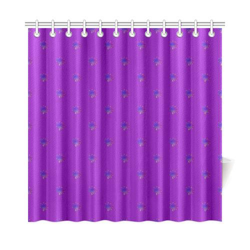 ALIEN SNOT Shower Curtain 72x72