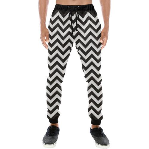 Chevron Pattern Pants