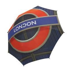 Umbrella London Underground Train Sign by Tell3People Semi-Automatic Foldable Umbrella  sc 1 st  ArtsAdd & Kids Hi Tops High Top Shoes White London Underground Train Sign ...