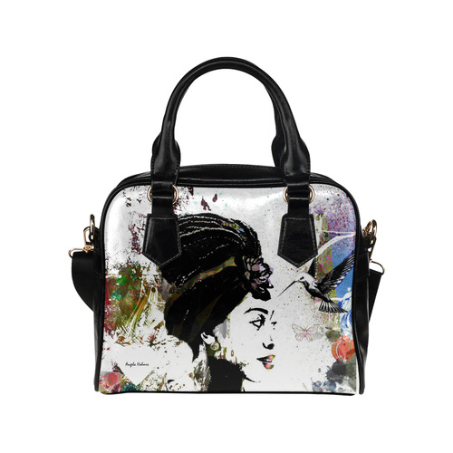 1d185a09732 Hummingbird Soul Shoulder Handbag (Model 1634)