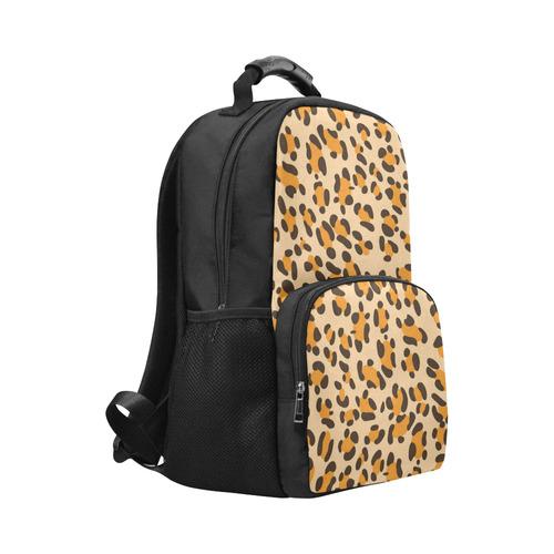 Colorful Animal Skin Unisex Laptop Backpack (Model 1663)