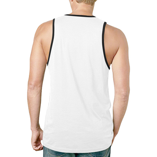 Happy Birthday by Artdream New All Over Print Tank Top for Men (Model T46)