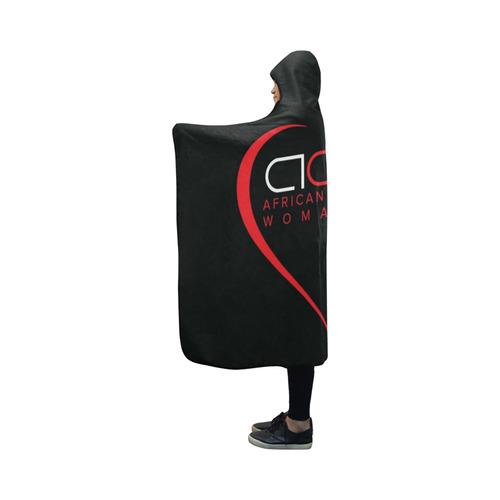 Football Game Blanket's Hooded Blanket 50''x40''