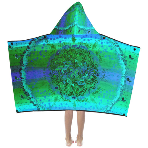 life power 3 Kids' Hooded Bath Towels