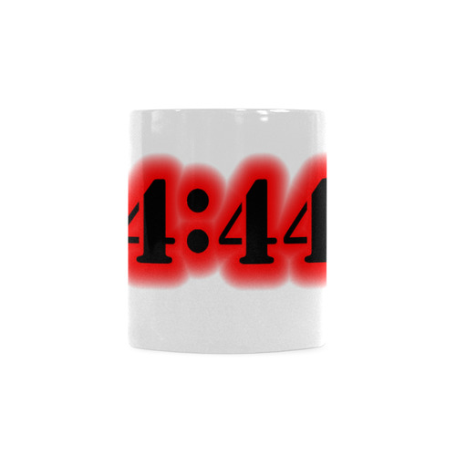 Angel Number 4:44 White Mug(11OZ)