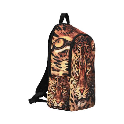 gepard leopard #gepard #leopard #cat Fabric Backpack for Adult (Model 1659)