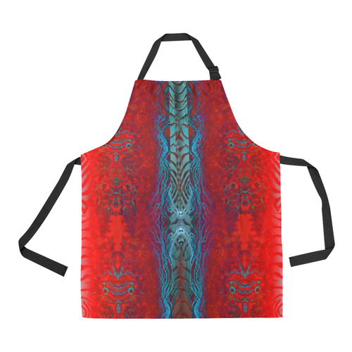 roots 11 All Over Print Apron