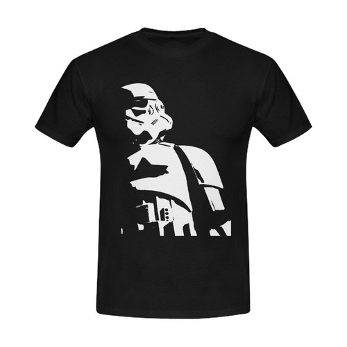 talldarkandstormy mens tee Men's Slim Fit T-shirt (Model T13)