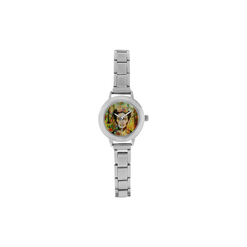 Time with Frida Women's Italian Charm Watch(Model 107)