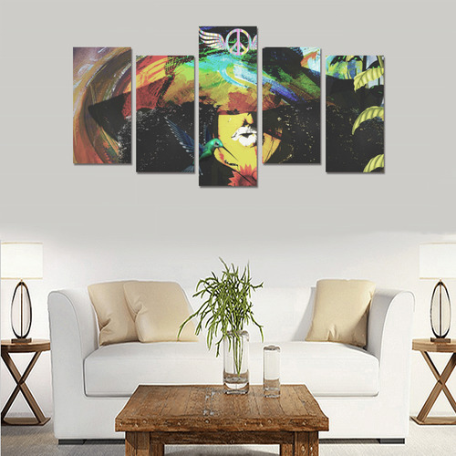 Soul Festival Canvas Print Sets E (No Frame)