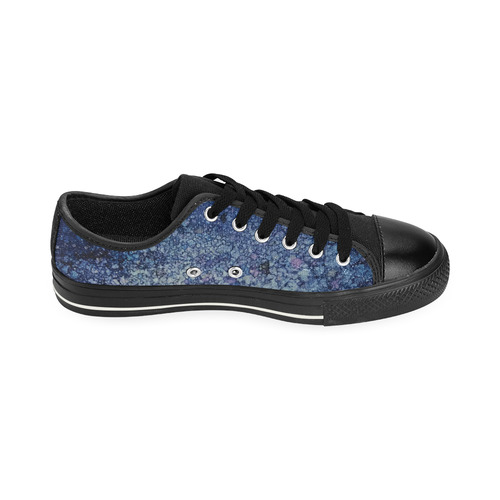 Another Galaxy Low Top Canvas Shoes for Kid (Model 018)
