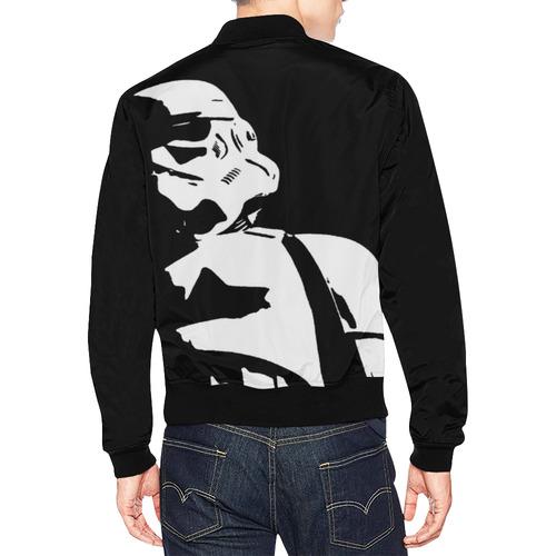 Mens TDS Jacket All Over Print Bomber Jacket for Men (Model H19)