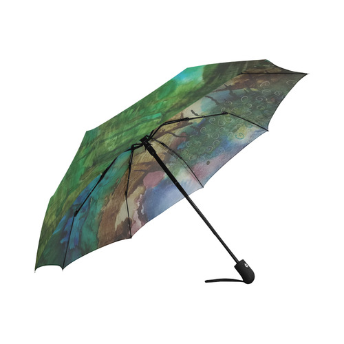 Nightscape#1 Auto-Foldable Umbrella (Model U04)