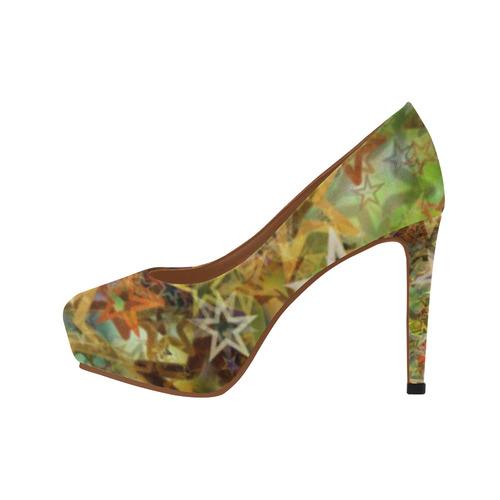 Starry Steppin Women's High Heels (Model 044)