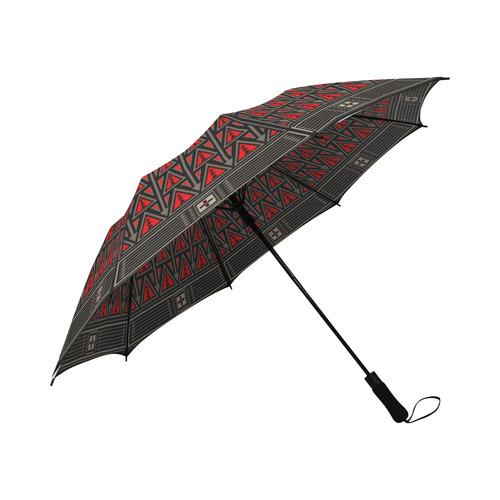 Ladybug Semi-Automatic Foldable Umbrella (Model U05)