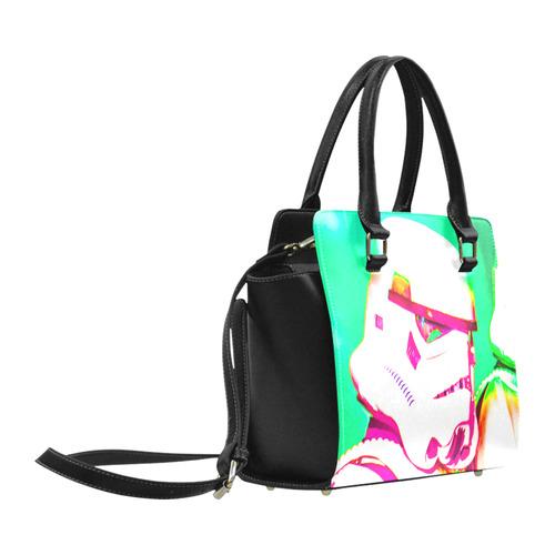 Stormie Pop Handbag Classic Shoulder Handbag (Model 1653)