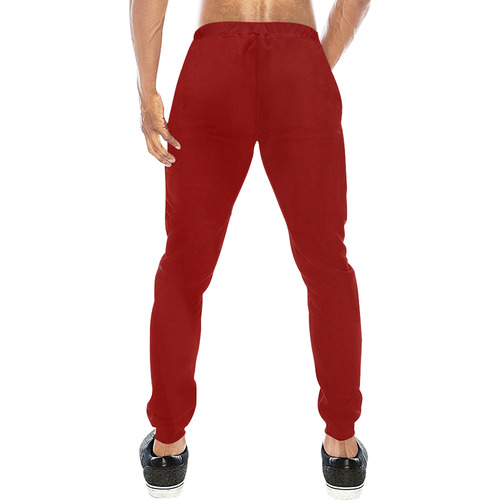 Canada Trackpants Classic Canada Team Sweatpants Men's All Over Print Sweatpants (Model L11)