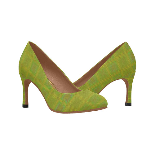 Olive green gold multicolored multiple