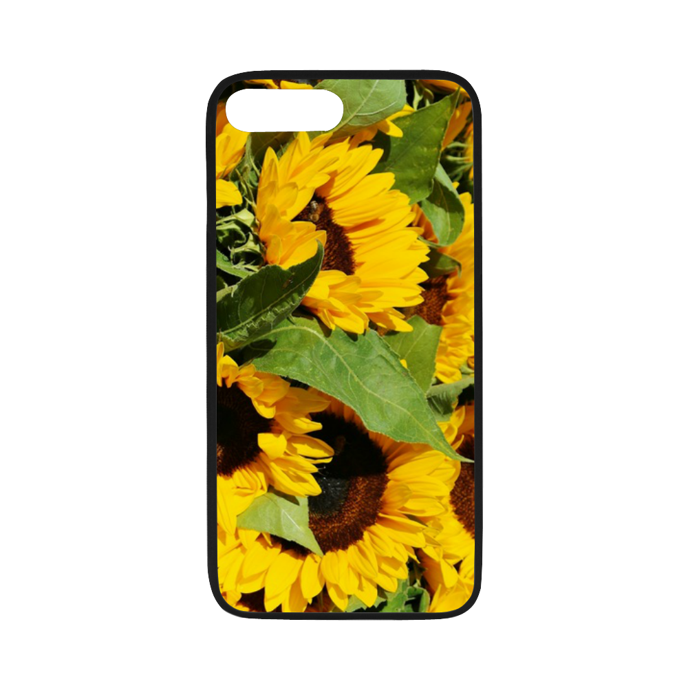 Yellow Sunflowers iphone 7 cover