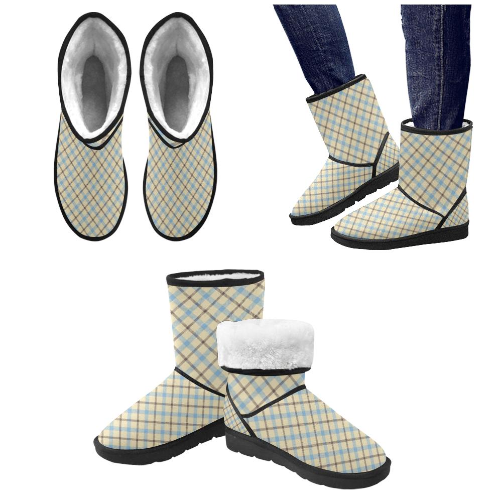 plain plaid / tartan