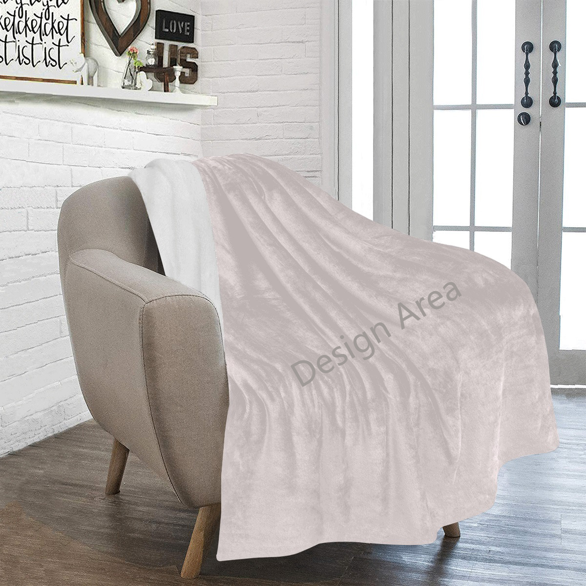 "Ultra-Soft Micro Fleece Blanket 50""x60"""