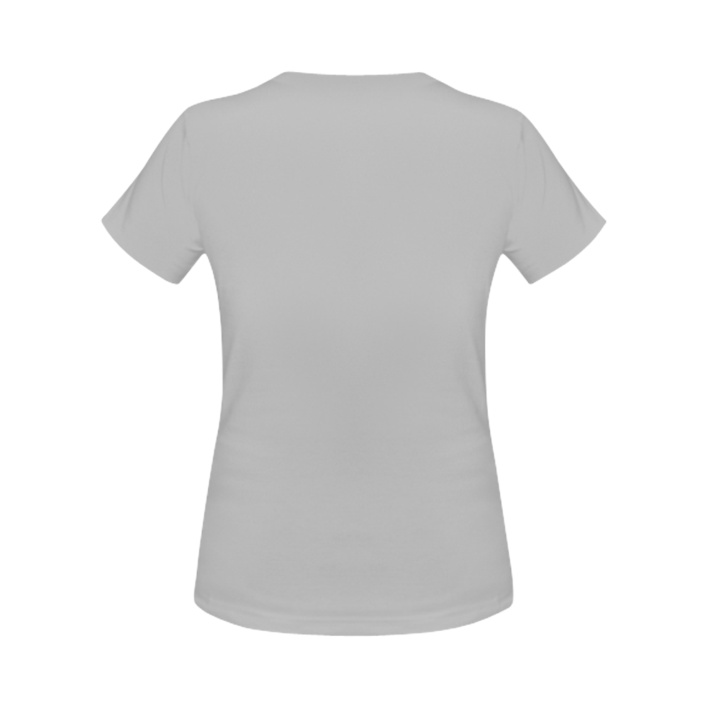 Women's T-Shirt in USA Size (Front Printing Only)