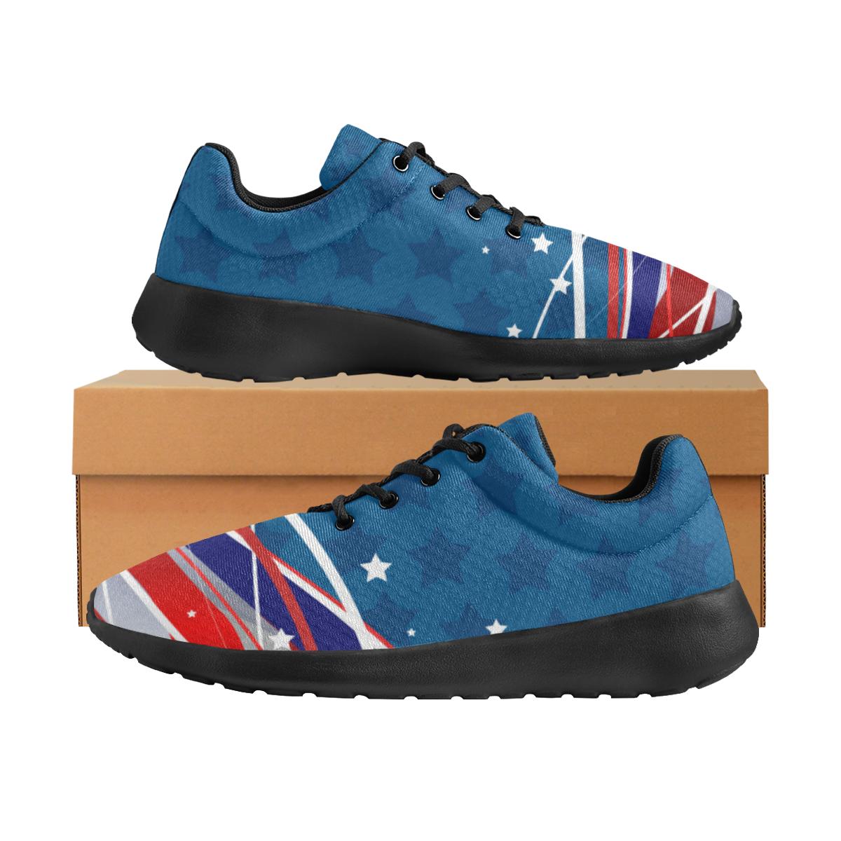 Men's Athletic Shoes (Model 0200)