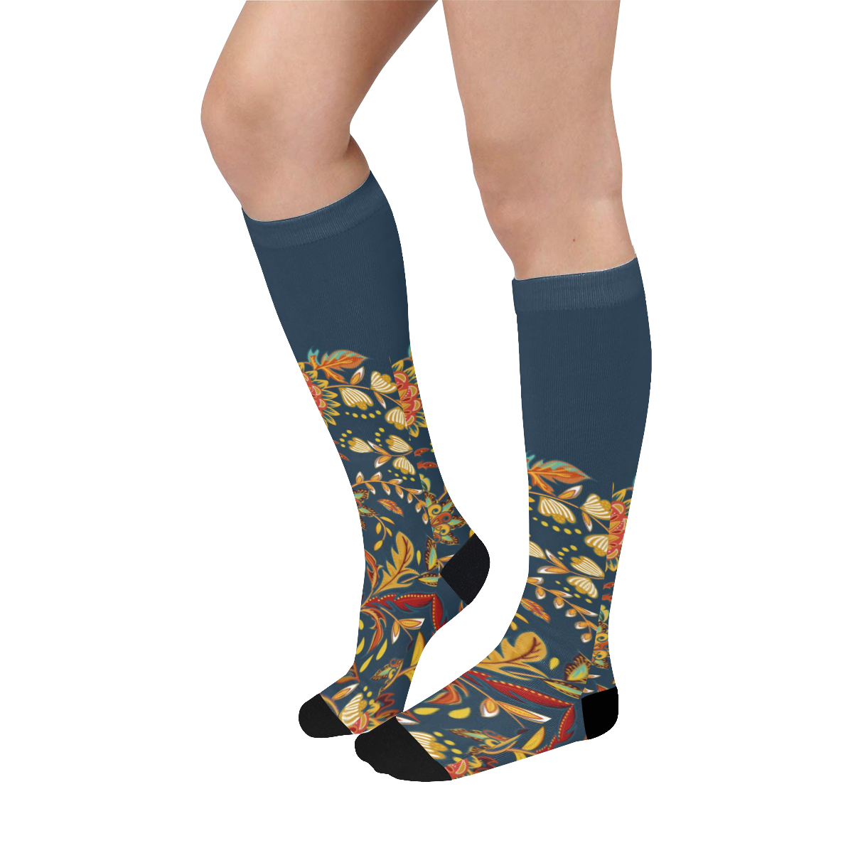 Over-The-Calf Socks