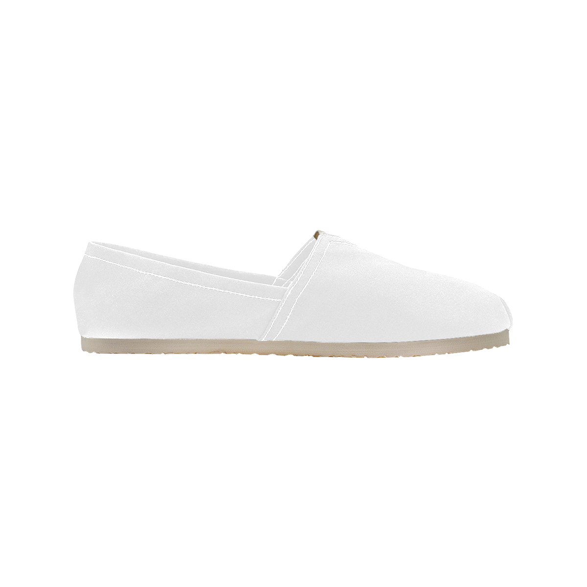 Unisex Classic Canvas Slip-On (Model 1206)