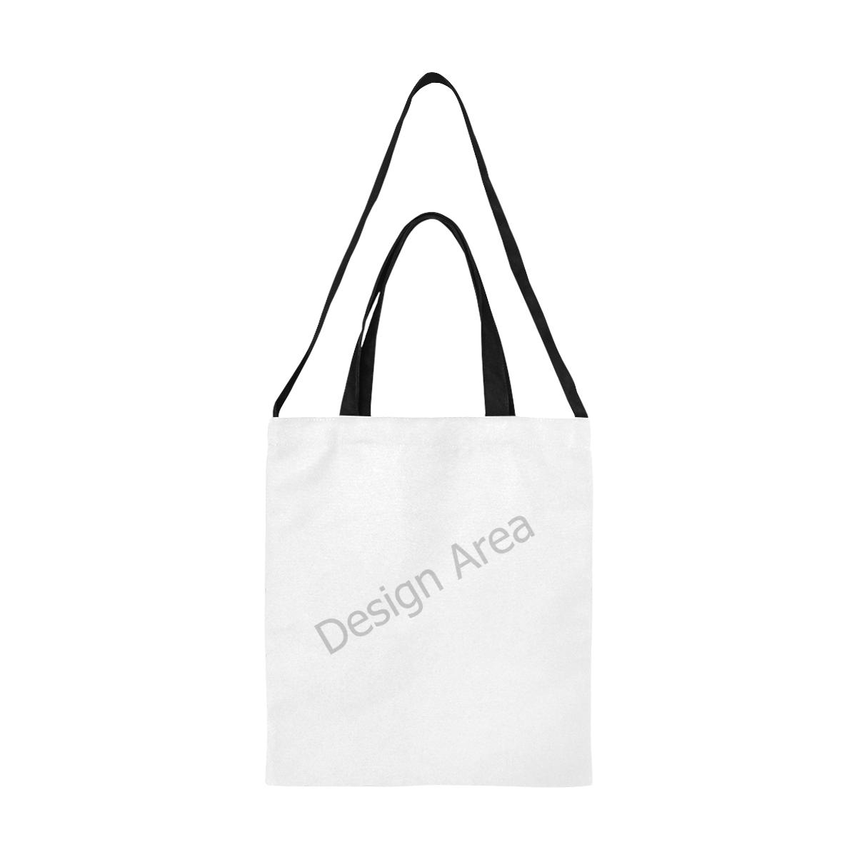 All Over Print Canvas Tote Bag/Medium (Model 1698)