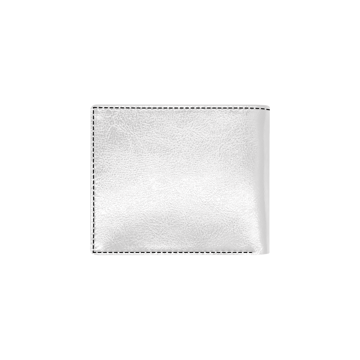 Bifold Wallet with Coin Pocket (Model 1706)