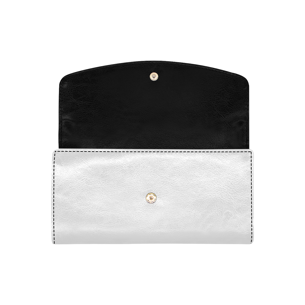 Women's Flap Wallet (Model 1707)