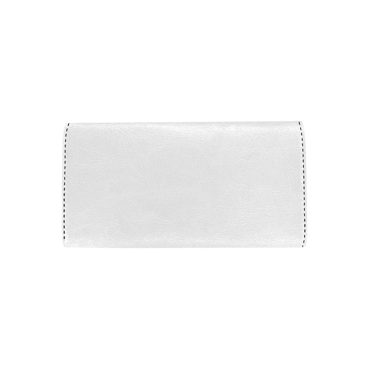 Women's Trifold Wallet (Model 1708)