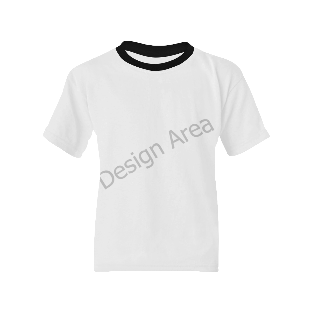 Kids' All Over Print T-shirt (Model T65)