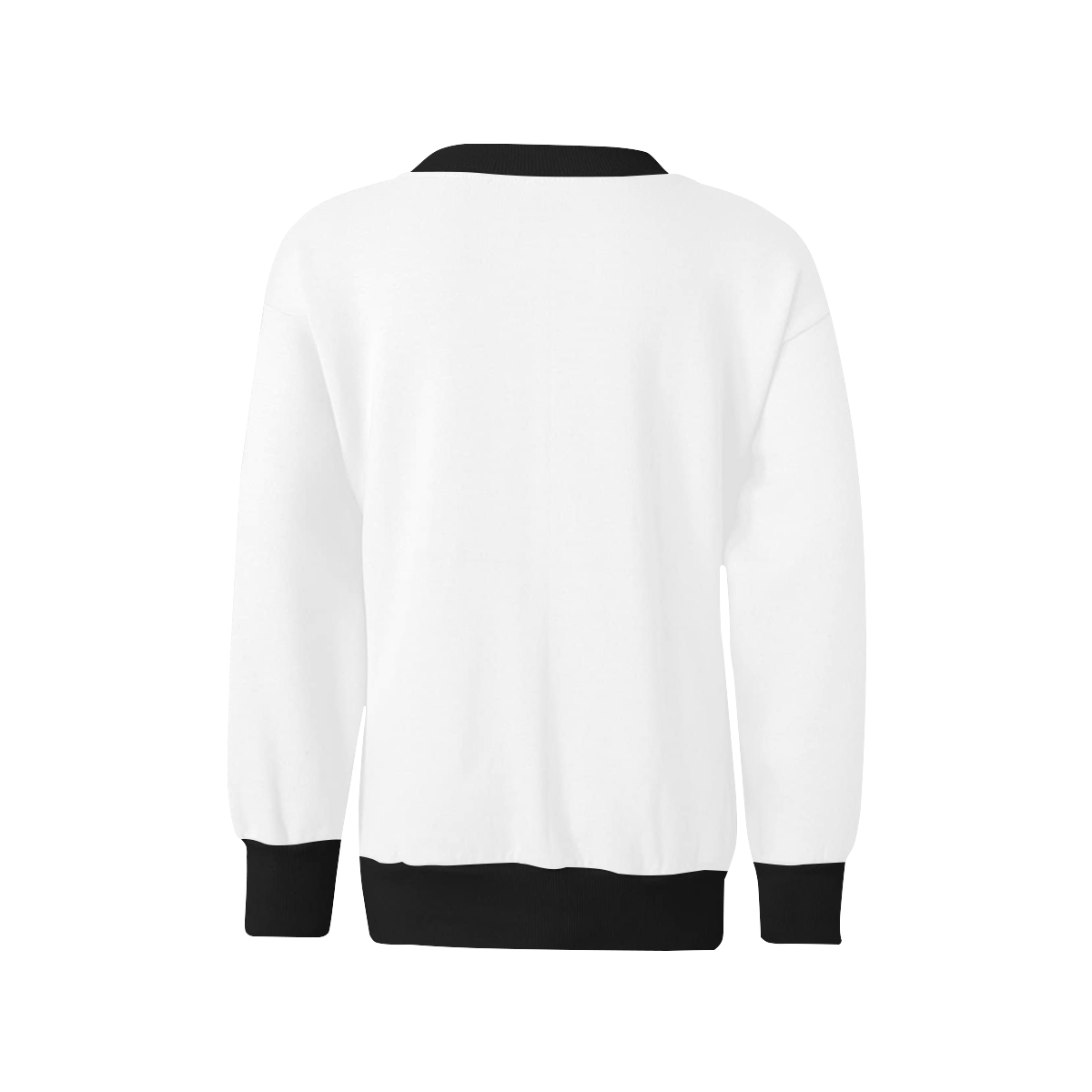 Kids' All Over Print Sweatshirt (Model H37)