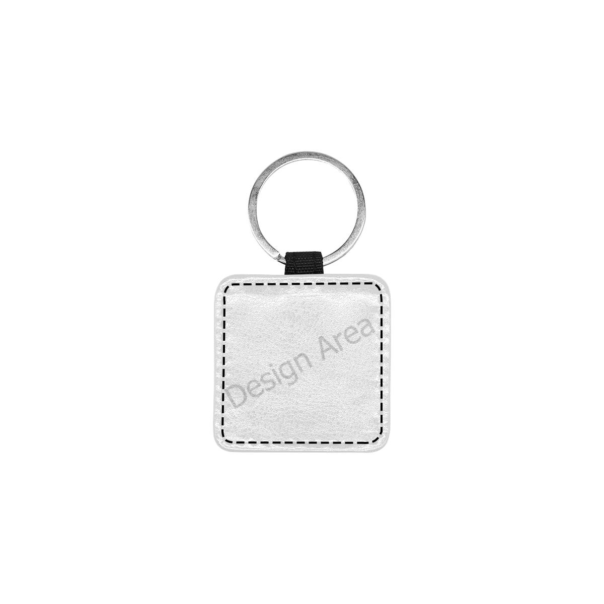 Square Pet ID Tag
