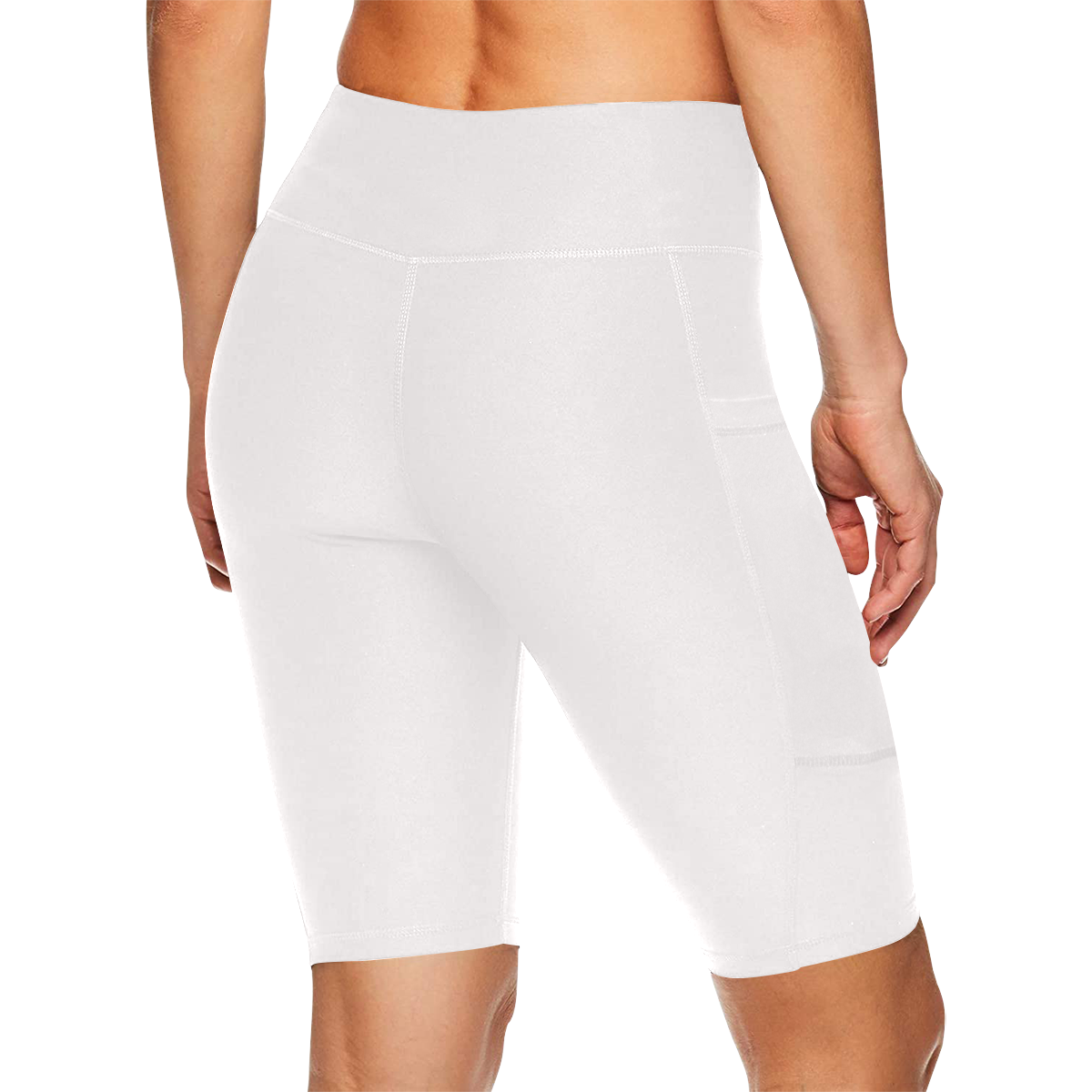 Women's Workout Half Tights (Model L42)