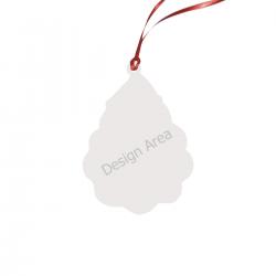 Christmas Tree Shape Ornament