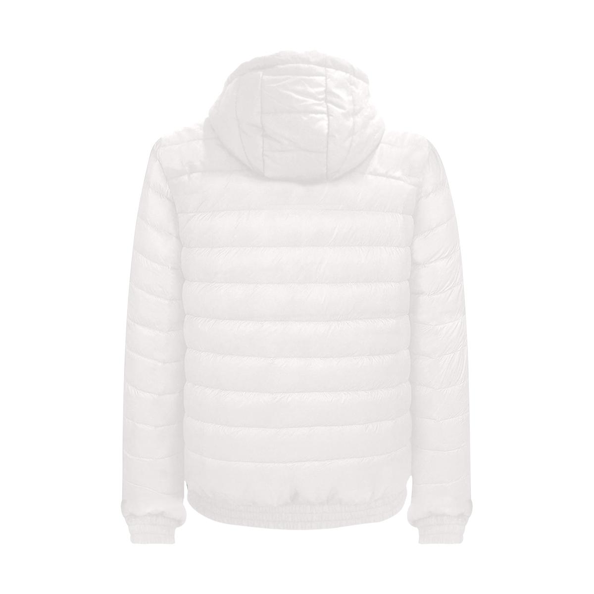 Men's Padded Hooded Jacket (Model H42)