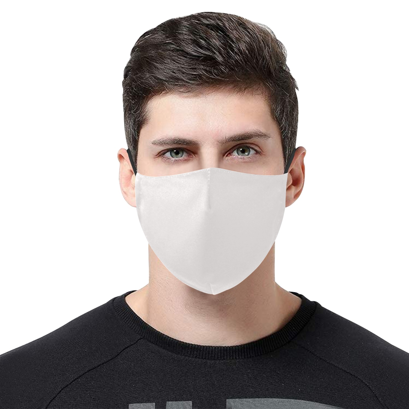 3D Mouth Mask with Drawstring (Pack of 100) (Model M04)