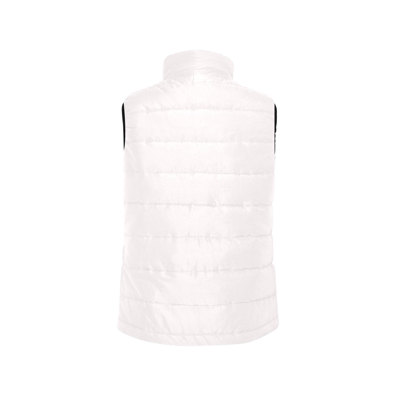 Women's Padded Vest Jacket (Model H44)