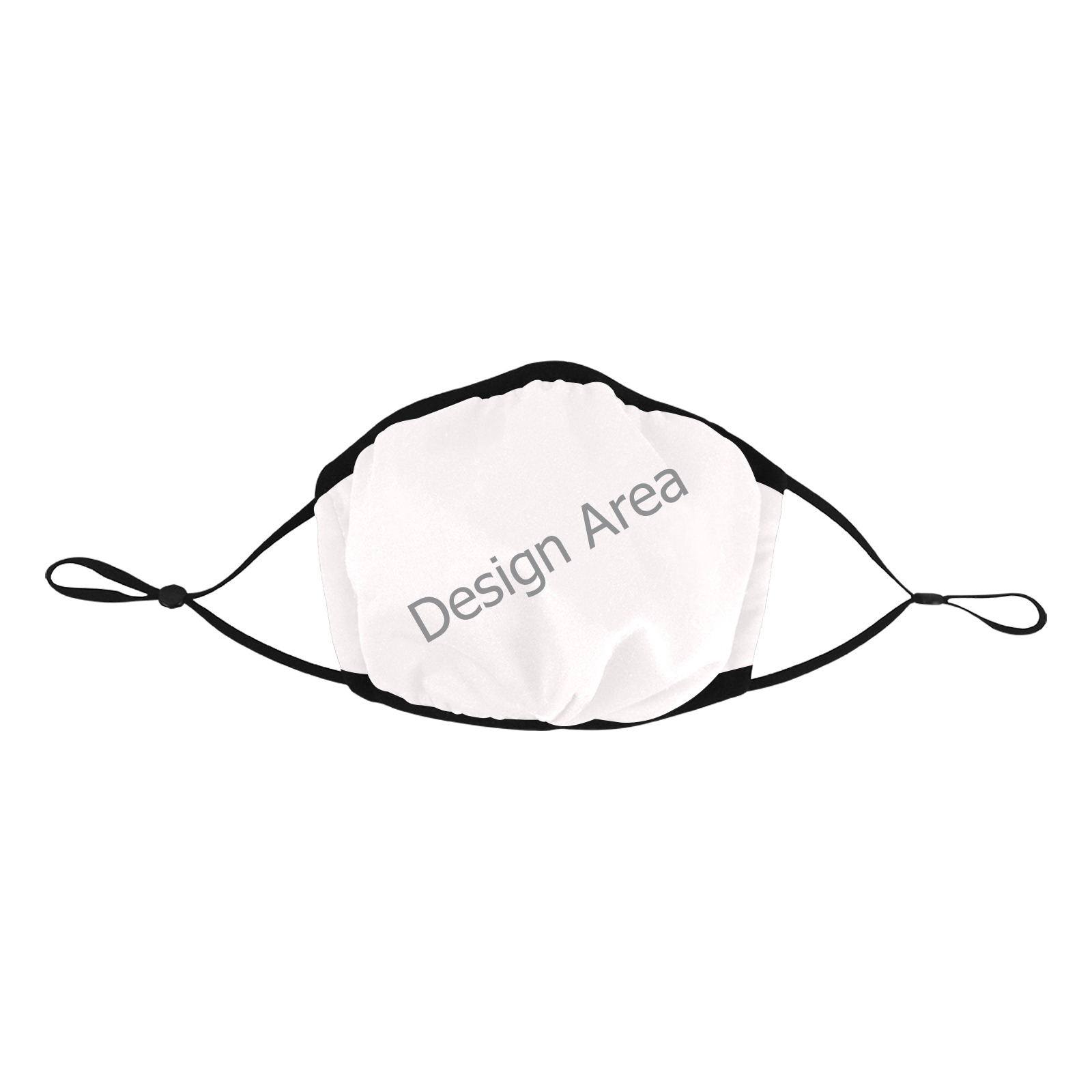Elastic Binding Mouth Mask for Adults (Model M09)